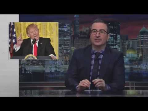 Last Week Tonight with John Oliver - Trump Insult Compilation
