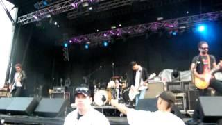 "The Trews ~ ""People Of The Deer"" live at the Walter Gretzky/Brantford Hockeyfest, 2011"