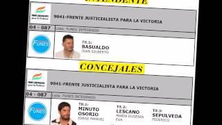 preview picture of video 'FUNES INTEGRADO - Elegí bien'