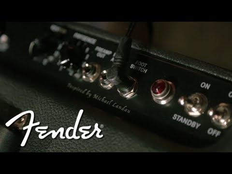 FENDER Landau Hot Rod DeVille 212 Kytarové lampové kombo