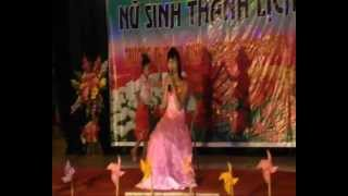 preview picture of video 'Nữ sinh thanh lịch THPT Kim Bình..!!'