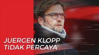 Liverpool Puncaki Klasemen Liga Inggris, Juergen Klopp Tidak Percaya