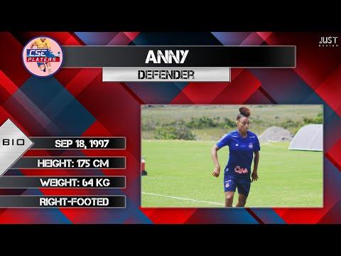 Anny - Zagueira/Defender