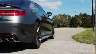 RENNtech | S63 AMG Coupe | Exhaust Teaser