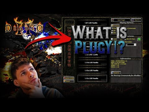 Diablo 2 LoD PlugY Single Player Diablo Clones & Anni Luck