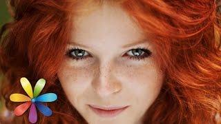 Как скрыть или подчеркнуть веснушки с помощью макияжа?   Все буде добре   Выпуск 601   18.05.15
