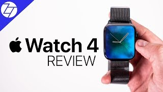 Apple Watch Series 4 - FULL REVIEW (after 3 months of use)