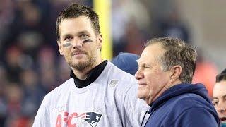 NFL Monday QB: Tom Brady and Bill Belichick advance to their 7th Super Bowl