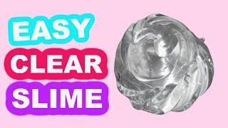 Easy Clear Slime!