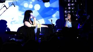 KIMBRA - SPACE JAM (LIVE @ Baby