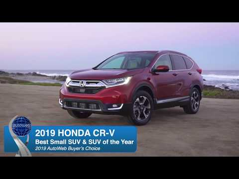 2019 Honda CR-V Wins AutoWeb Buyer