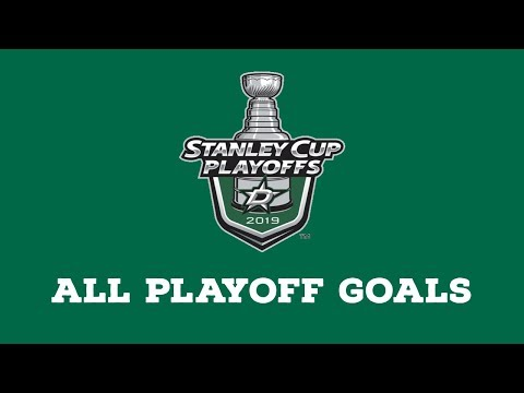 Dallas Stars | Every Goal from 2019 Playoffs