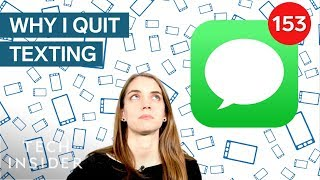 I Quit Texting For A Week And It Sucked