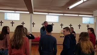Catholic Vlog | Confirmation Retreat in Thomaston, CT | Life of a Catholic Speaker