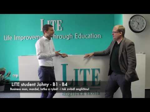 Přínos studia v LITE Brno - pan Jan