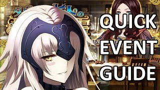 Leonardo Da Vinci  - (Fate/Grand Order) - FGO DaVinci 2.5-Minute Event Guide