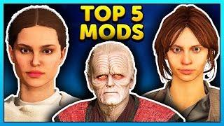 Star Wars Battlefront 2 Top 5 Mods of the Week - Mod Showcase #98