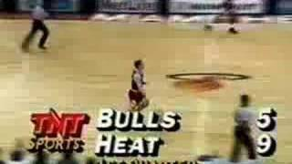 Bulls vs. Heat 1992 Game 3 (1/...)
