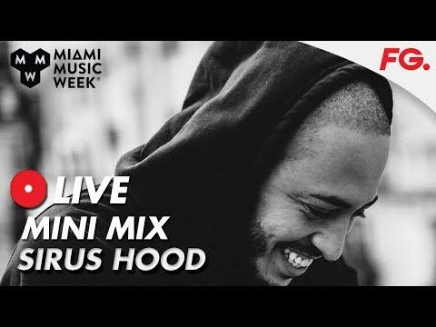 SIRUS HOOD   CLUB FG   LIVE DJ MIX   'La Maison Française'   RADIO FG
