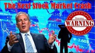 PETER SCHIFF Warns !! The Next Stock Market Crash When This Upcoming Event Happens