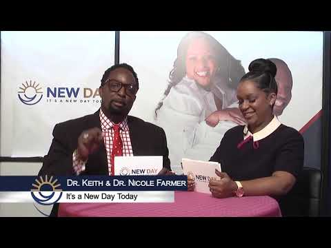 Drs. Keith And Nicole Farmer Invite You To Watch It's A New Day Today Show