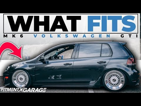 Volkswagen MK6 GTI | What Wheels Fit