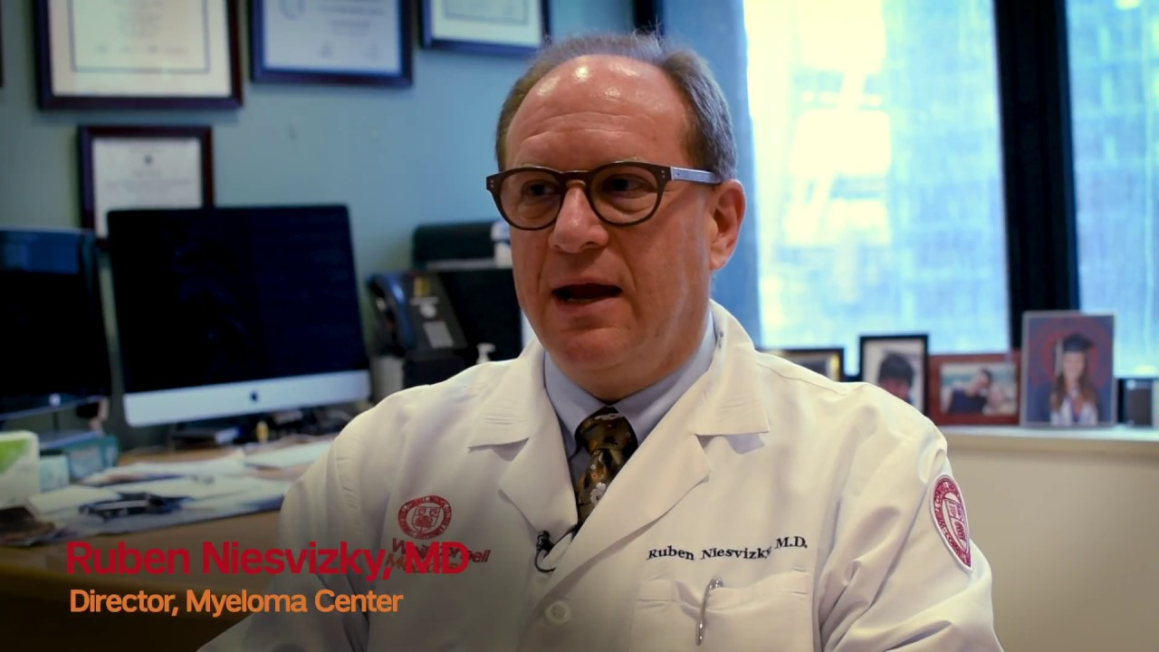 Weill Cornell Medicine Myeloma Center Tour