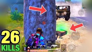 I Killed Their Teammate & This happened to me? | PUBG MOBILE