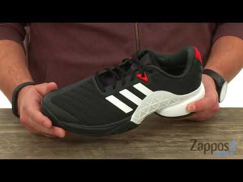 huge discount 2357f c8b48 adidas Barricade 2018 SKU  8991590 - Shop Zappos - imclips.net