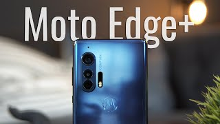 Motorola Edge+ Complete Walkthrough
