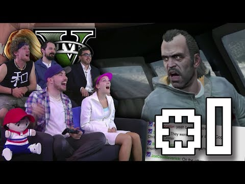 TREVOR'S GREATEST MOMENTS #1 - Grand Theft Auto V (Video Games Awesome Highlight)