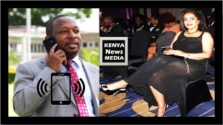 A Leaked Phone of IMPUNITY between Esther Passaris and Mike Sonko
