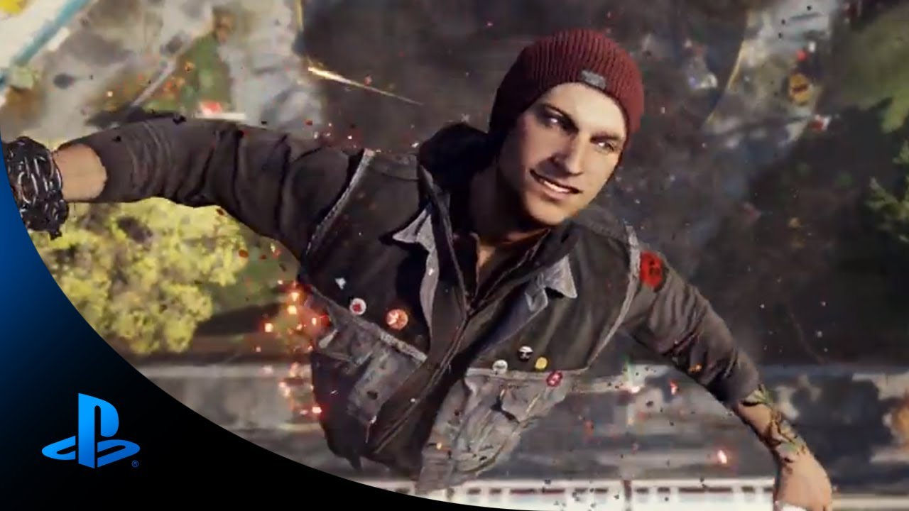 inFAMOUS: Second Son – Watch the New Trailer