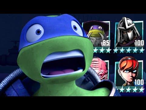 Ninja Turtles Legends PVP HD Episode - 454 #TMNT