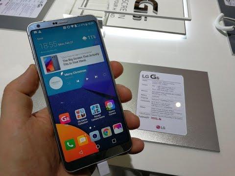 Anteprima LG G6 dal MWC 2017