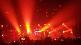 Taking Off  ONE OK ROCK  <b>The Vic </b>Theatre Chicago 2017/1/18
