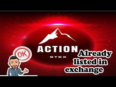 💢JÁ LISTADO EM EXCHANGES💢 Ganhe dinheiro no Airdrop  Actioncoin!
