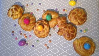 Jolis petits pains de Pâques