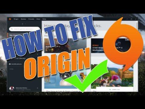 How To Fix Origin - (Not Opening Or Installing) - смотреть