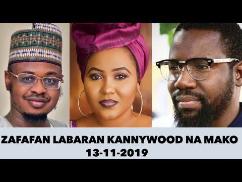 Zafafan Labaran Kannywood Na Wannan Satin 13-11-2019 | Kannywood News