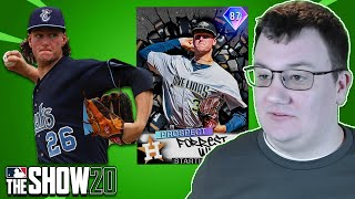 Best Pitcher in the Game?!! 87 Forrest Whitley Debut MLB The Show 20 Diamond Dynasty