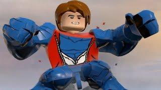 LEGO Marvel Super Heroes 2 - Rick Jones Transformation Into A-Bomb - Free Roam Gameplay HD