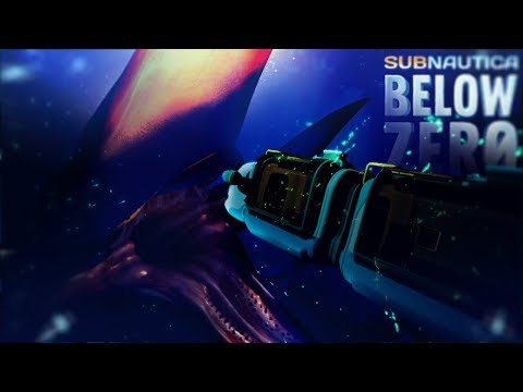 CAN WE DEFEAT THE ICE WORM LEVIATHAN - Subnautica Below Zero - Sea Truck &  All Upgrades - Gameplay - Anthomnia