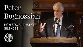 How Social Justice Silences | Peter Boghossian