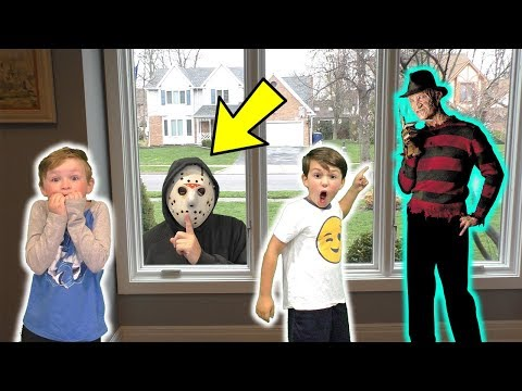 Zombie Master Interrupts Jaggers Birthday with Jason Vorhees