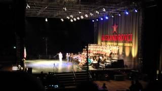 Alexandrovci 12.5.2012 Praha Tesla Arena - Macejko