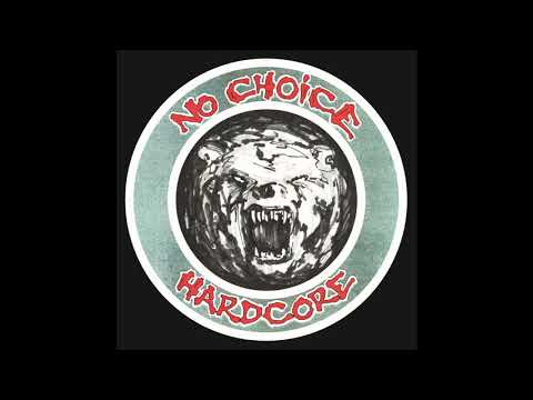 NO CHOICE - s/t EP (LIB 001 - 2016)