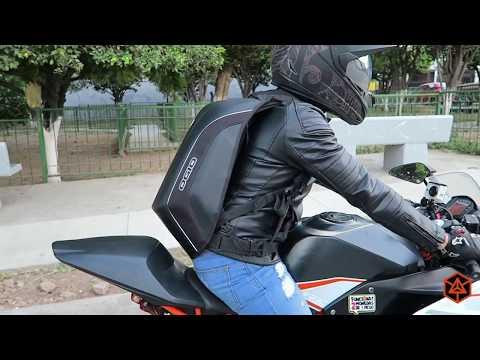Vale la pena comprar una mochila para moto? | Darkside bikers