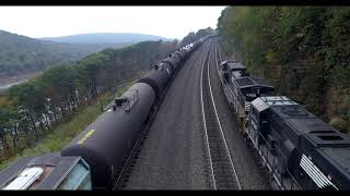 Clearing 241 at Horseshoe Curve(HSC Part 2)