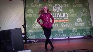 Dublin Irish Festival 2019: Regan Rankin Holland Academy Of Irish Dance